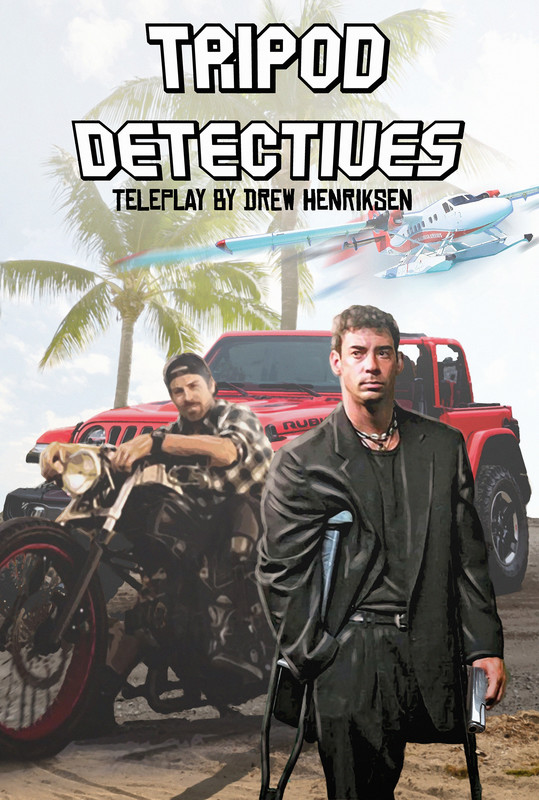 TripodDetectives poster