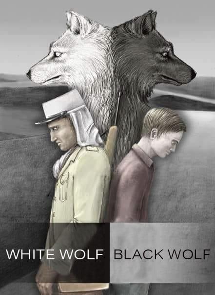 WhiteWolfBlackWolf