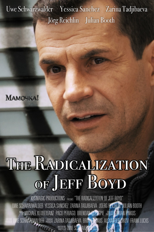 radicalisation of Jeff Boyd